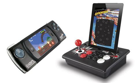 Ces 2012 Icade Ios Game Controller Expands To Icade Jr