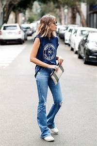 Would You Wear Flared Jeans With Sneakers? | WhoWhatWear UK