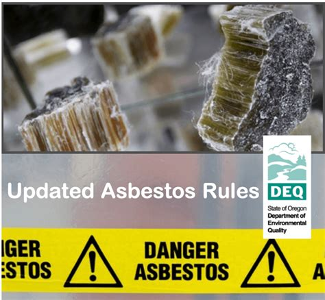 updated rules  asbestos  central oregon bend asbestos