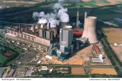 kraftwerk niederaussem kreisstadt bergheim