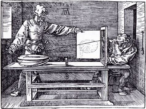 si鑒e dessinateur si le dessinateur de luth de dürer avait eu du papier calque calque sur calque