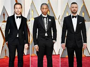 Schwarz trifft auf Weiß: Die besten Oscar-Looks der Herren ...