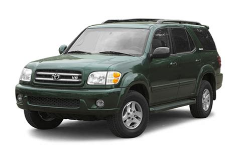 2004 Toyota Sequoia Reviews by 2004 Toyota Sequoia Expert Reviews Specs And Photos