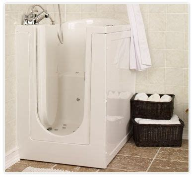 small walk in tubs the compact cove compact walk in tub offers