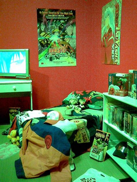 images  anime rooms  pinterest boy wall