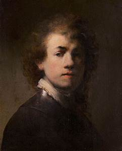 Rembrandt's Self-Portraits - Berfrois