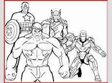 Ausmalbilder Superhelden Marvel Rooms Project Rooms