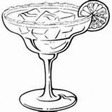 Margarita Glass Drawing Cocktail Clipart Lime Clip Glasses Drawn Sketch Template Cup Ice Coloring Salt Pages Clipartmag Recipes Getdrawings sketch template
