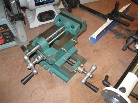 cross  vise  benchtop mortiser page  router forums