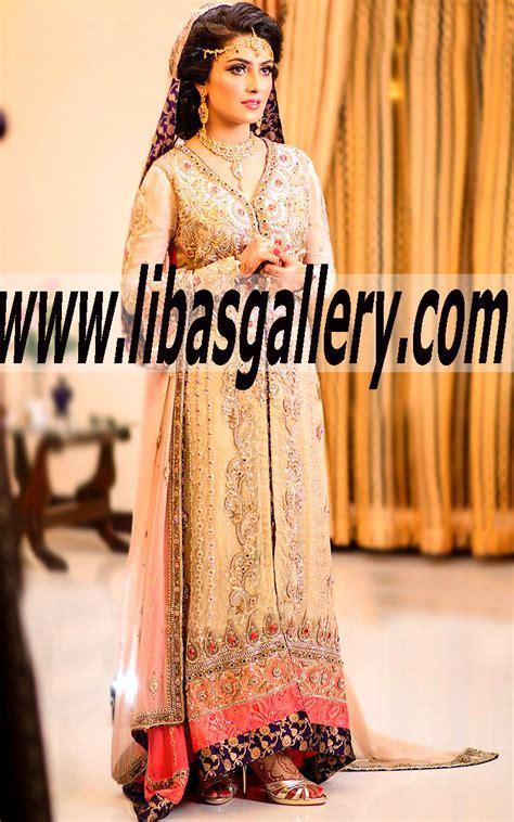 ayeza khan bridal wear collection  pakistani bridal