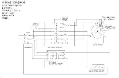 copeland compressor wiring diagram download wiring diagram sle