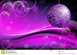 Disco-ball Background Royalty Free Stock Image - Image ...