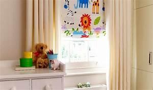 Raffrollo Kinderzimmer Junge : raffrollo babyzimmer icnib ~ Orissabook.com Haus und Dekorationen