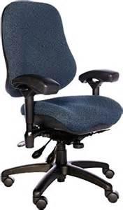 amazon com bodybilt j2507x blue fabric high back task
