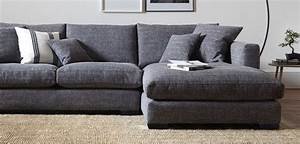 Grey sofas including charcoal slate sofa workshop for Mason grey sectional sofa
