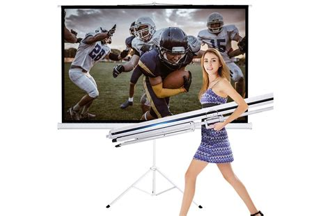 Top 10 Best Outdoor Retractable Projector Screens 2020