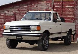 1990 Ford F250 Xlt Lariat  4x4  1 Owner  All Original