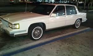 1988 Cadillac Deville Sedan For Sale