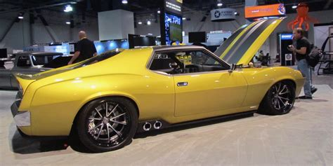 Ring Brothers Cars by Sema Seen See The Ringbrothers Cars At This Show Not On