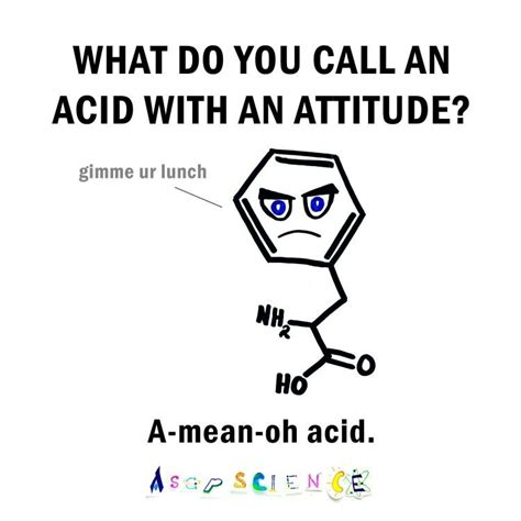What Do You Call The Side Of A Boat by What Do You Call An Acid With An Attitude A Oh Acid