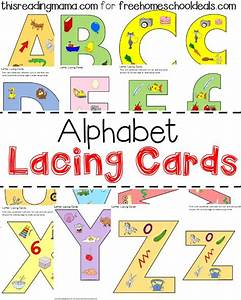 25 best ideas about lacing cards on pinterest With letter lacing cards