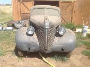 1937 Pontiac 2-door Sedan  Slantback For Sale