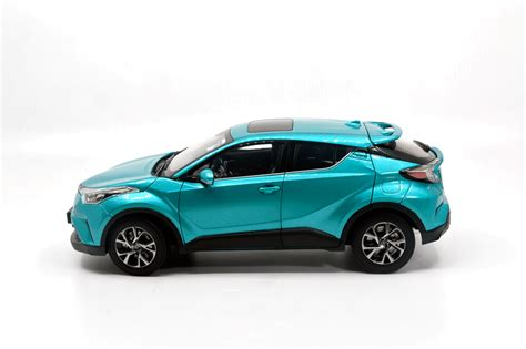 scale toyota chr  paudi model
