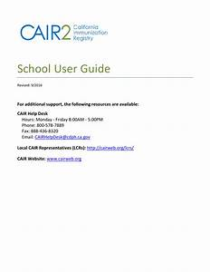 School User Guide