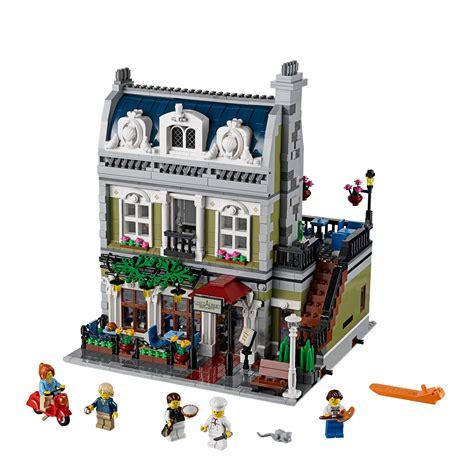 Amazoncom LEGO Creator Expert 10243 Parisian Restaurant