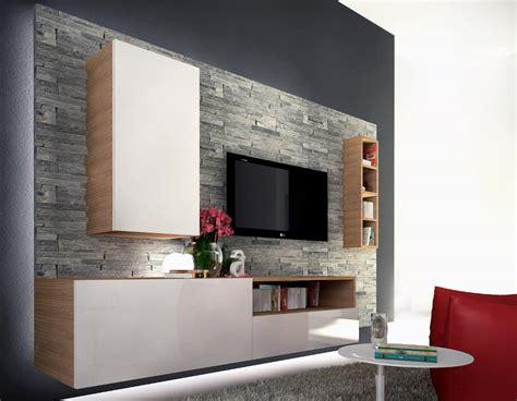mobile sala moderno mobili sistemi modulari salotto design moderno idfdesign