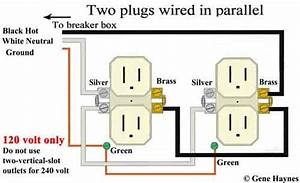 Residential Wiring Outlets In Series