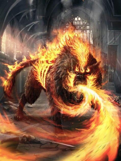 pin  dani lee  cr beasts   fantasy creatures