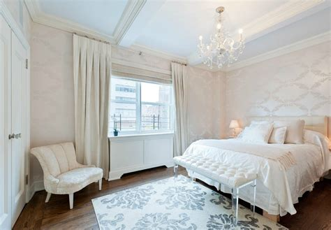 celebrity kimberly guilfoyle bedroom bedrooms custom ins built ample room furniture rooms ceilings beamed features lucite popsugar apartment feminine airy