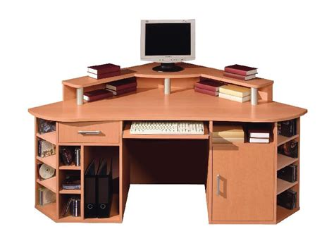 bureau d angle informatique bureau d 39 angle informatique jumbo hetre comparer