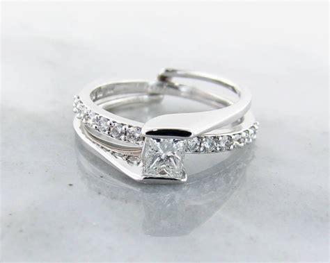 Wedding Rings : 15 Best Of Interlocking Wedding Bands