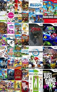 Best-Selling Wii Games