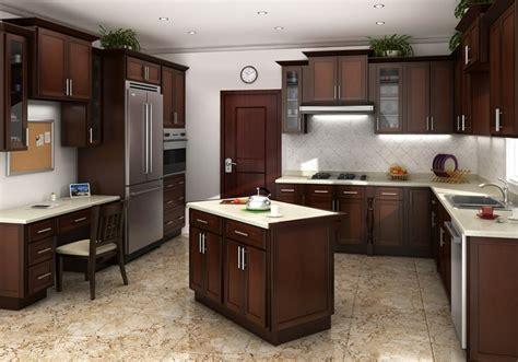 kitchen cabinet cognac shaker kitchen cabinets rta kitchen cabinets