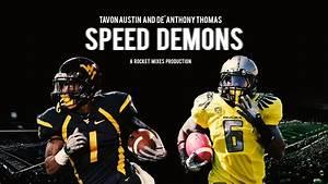 Tavon Austin and De'Anthony Thomas - Speed Demons - YouTube