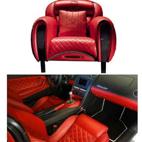 tonino lamborghini chair furniture art delivery