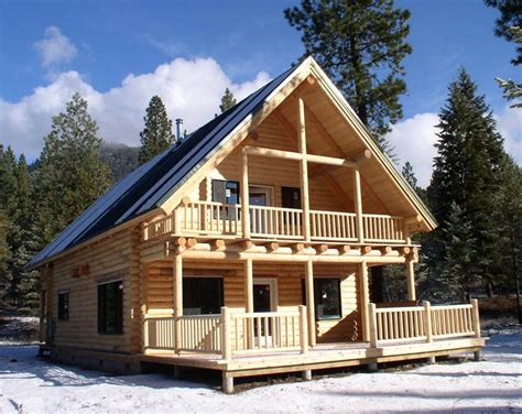 image detail for pre built log homes cabins and play houses from energy efficient logs