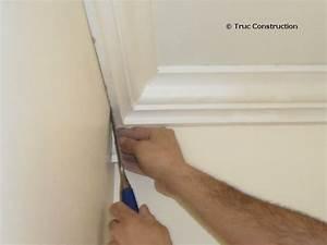 Comment Renover Un Plafond : moulure plafond bois ~ Dailycaller-alerts.com Idées de Décoration