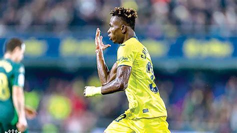 We would like to show you a description here but the site won't allow us. Samuel Chukwueze Listed Among Rising Stars To Watch By UEFA - How Nigeria News
