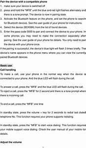 Lanya Electronic Bck08 Bluetooth Car Kit User Manual Cyber