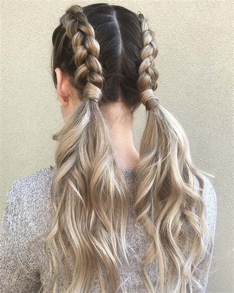 41 cute braided hairstyles for summer 2019 stayglam