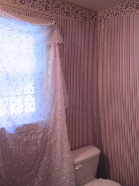 pretty painted bathroom vanity