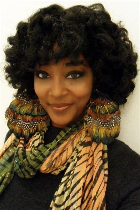 28 trendy black women hairstyles for short hair black
