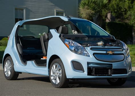 2013 Chevrolet Spark Ev Review  Top Speed