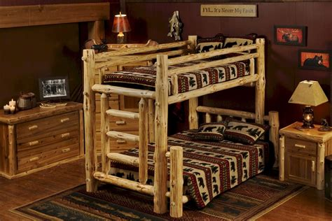 functional full over queen bunk bed with stairs design