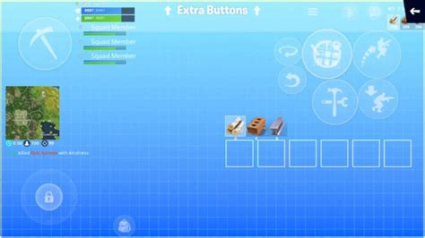 iphone  finger claw hud tutorial fortnite mobile