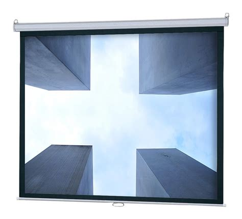 pull  projector screen  diagonal